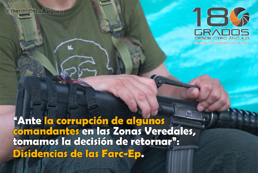 disidencias farc occidente