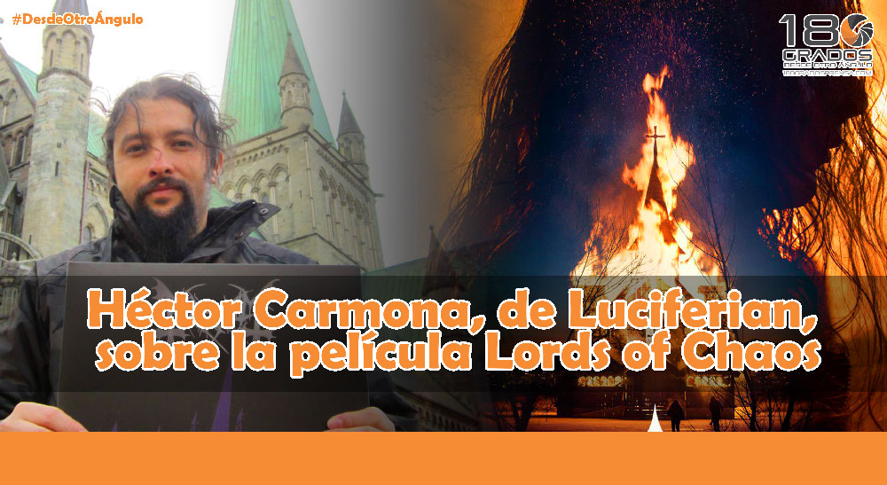 hector carmona luciferian lords of chaos